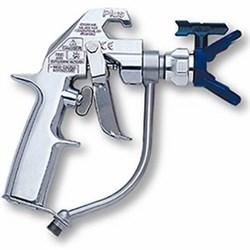 287851 Пистолет SILVER комплект