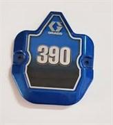 15B254 ПЕРЕДНЯЯ ПАНЕЛЬ 390
