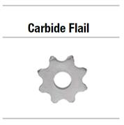 25N283 НАБОР CARBIDE FLAIL 8 FINE