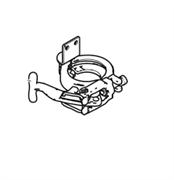 16X322 ЗАЖИМ НАСОСА (PROCONT), UM695/795